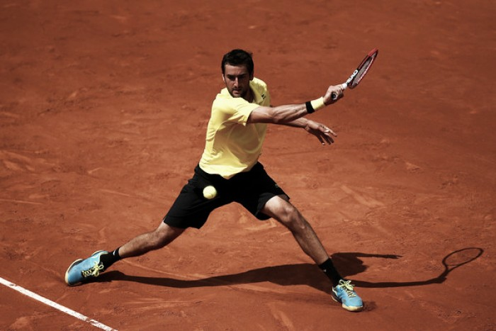 2017 French Open player profile: Marin Cilic