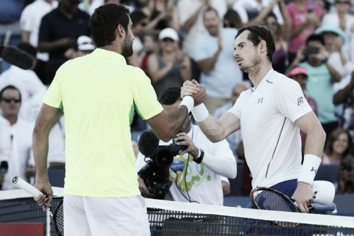 ATP World Tour Finals Round Robin preview: Andy Murray vs Marin Cilic
