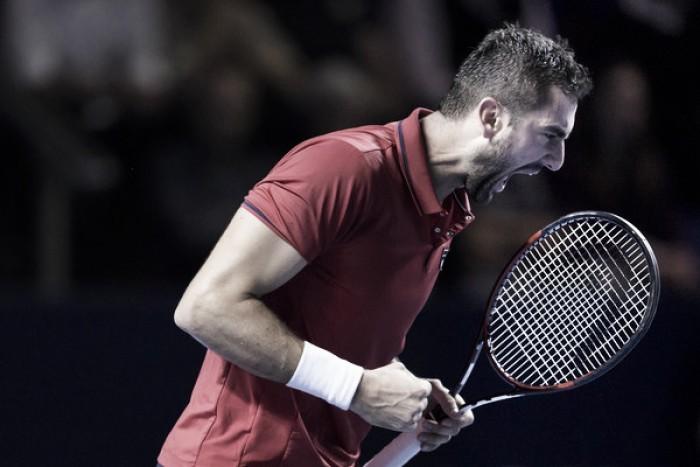 Na reedição da final do US Open, Cilic supera Nishikori e conquista o título na Suíça