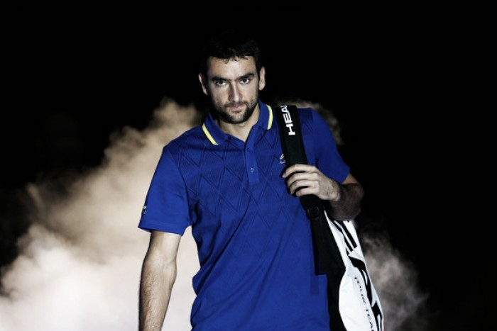 2016 ATP World Tour Finals player profile: Marin Cilic