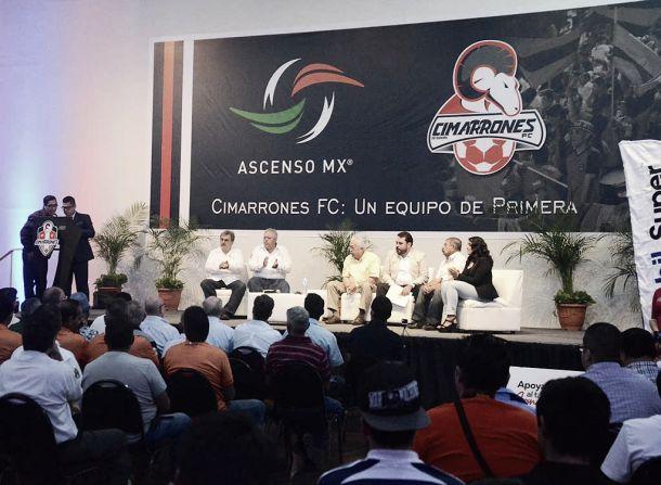 Cimarrones buscará reforzarse de cara al Apertura 2015