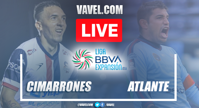 Highlights and Best Moments: Cimarrones 2-0 Atlante in Liga Expansion MX
