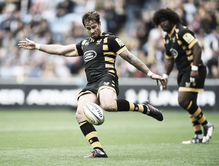 Aviva Premiership round-up: Wasps fight back to defeat Exeter Chiefs 25-20 in Coventry