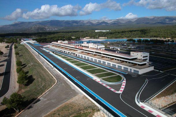 Circuito Paul Ricard : Il circuito del paul ricard ospiterà la settima prova