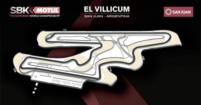 La FIM revisa el trazado argentino