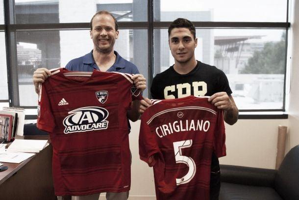 Dallas, nuevo comienzo para Cirigliano