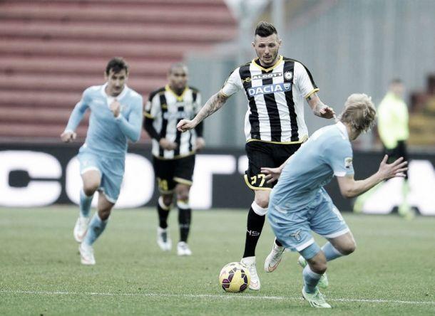 Live Lazio - Udinese, risultato partita Serie A 2015/2016  (2-0)