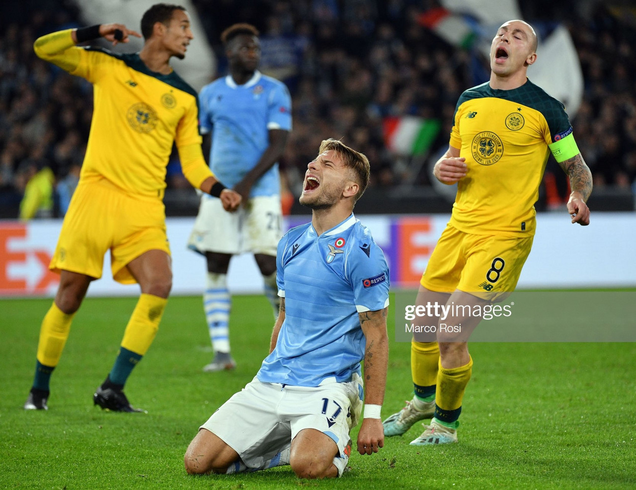 Lazio 1-2 Celtic: Lazio lose a heartbreaker at the Stadio Olimpico