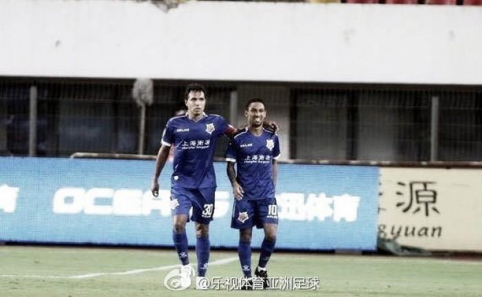 Biro-Biro marca, mas Tianjin Quanjian perde e vê liderança escapar na segunda divisão chinesa
