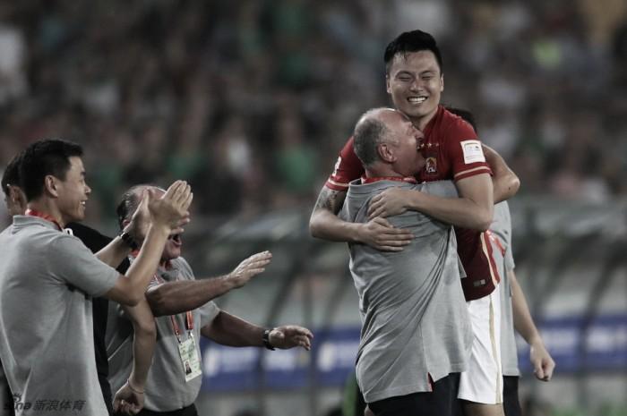 Super Liga Chinesa chega à reta final com time de Felipão perto de conquistar o hexa