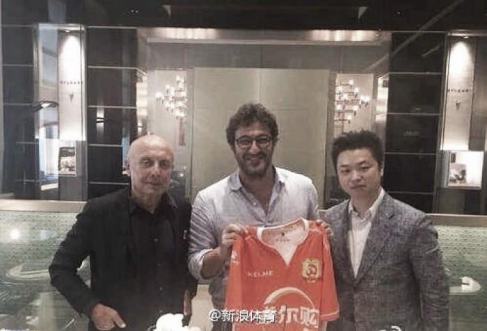 Italiano Ciro Ferrara é confirmado como novo treinador do Wuhan Zall, da China