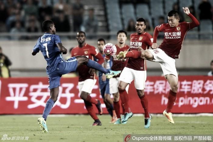 Evergrande e Jiangsu duelam por torneio que encerra temporada na China