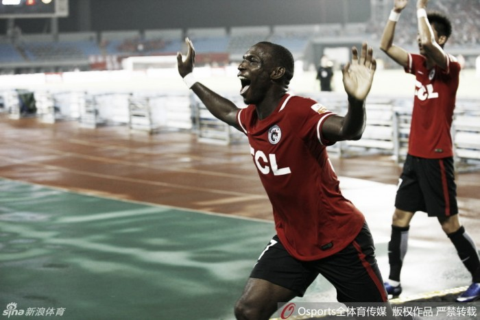 Ainda sem Hulk, Shanghai SIPG perde na abertura da 19ª rodada da Super Liga Chinesa