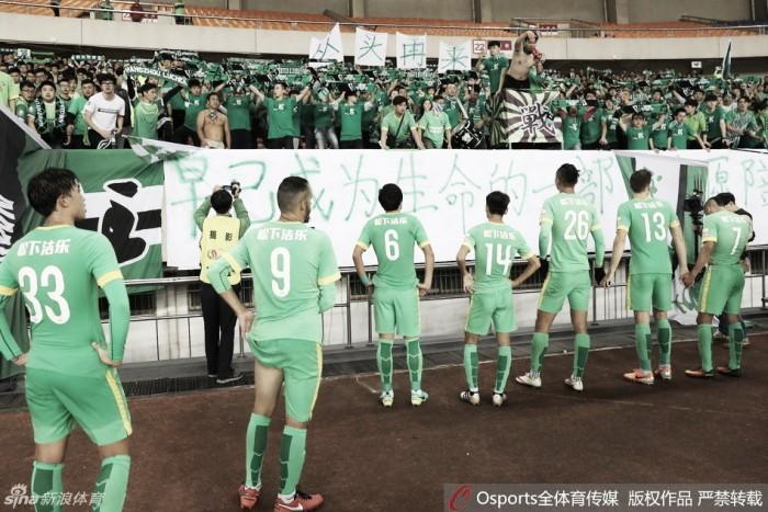 Changchun de Marcelo Moreno vence; Hangzhou de Anselmo Ramon cai na China