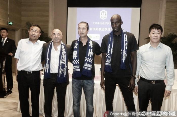 Tianjin Teda confirma saída de Dragomir Okuka e anuncia português Jaime Pacheco