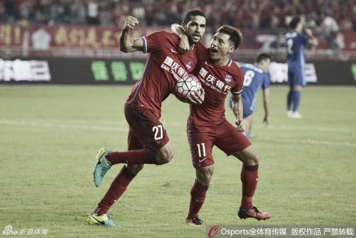 Jiangsu empata com Chongqing e Evergrande é hexacampeão chinês antes de entrar em campo