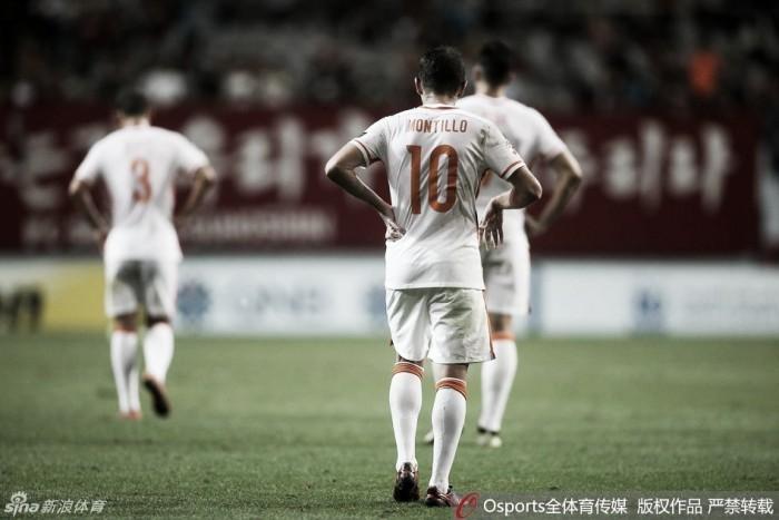 Quartas da Champions Asiática começam com chineses indo mal e brasileiro artilheiro