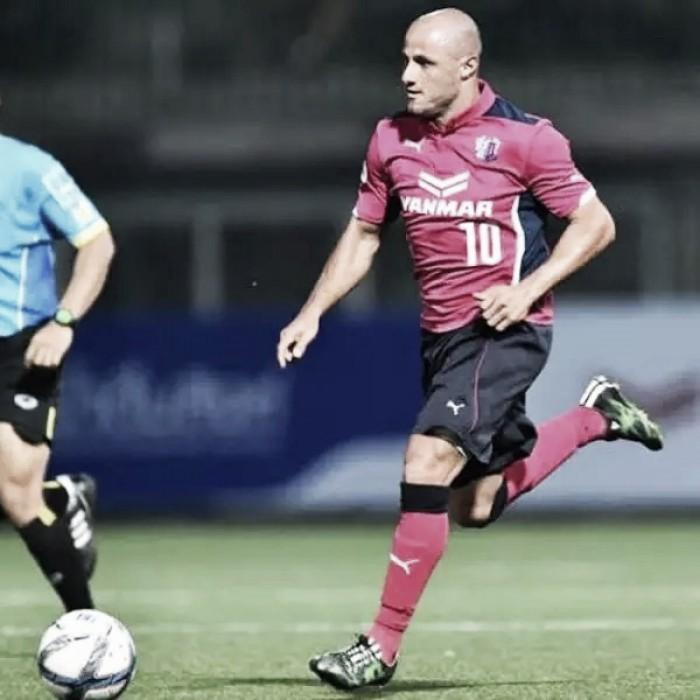 Bruno Meneghel é o novo reforço do Changchun Yatai