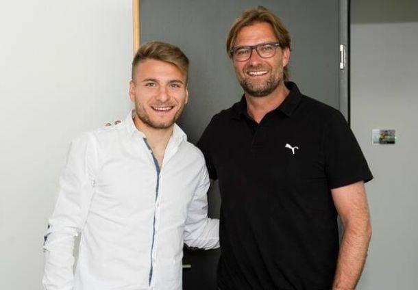 Officiel : Ciro Immobile va rejoindre le Borussia Dortmund !
