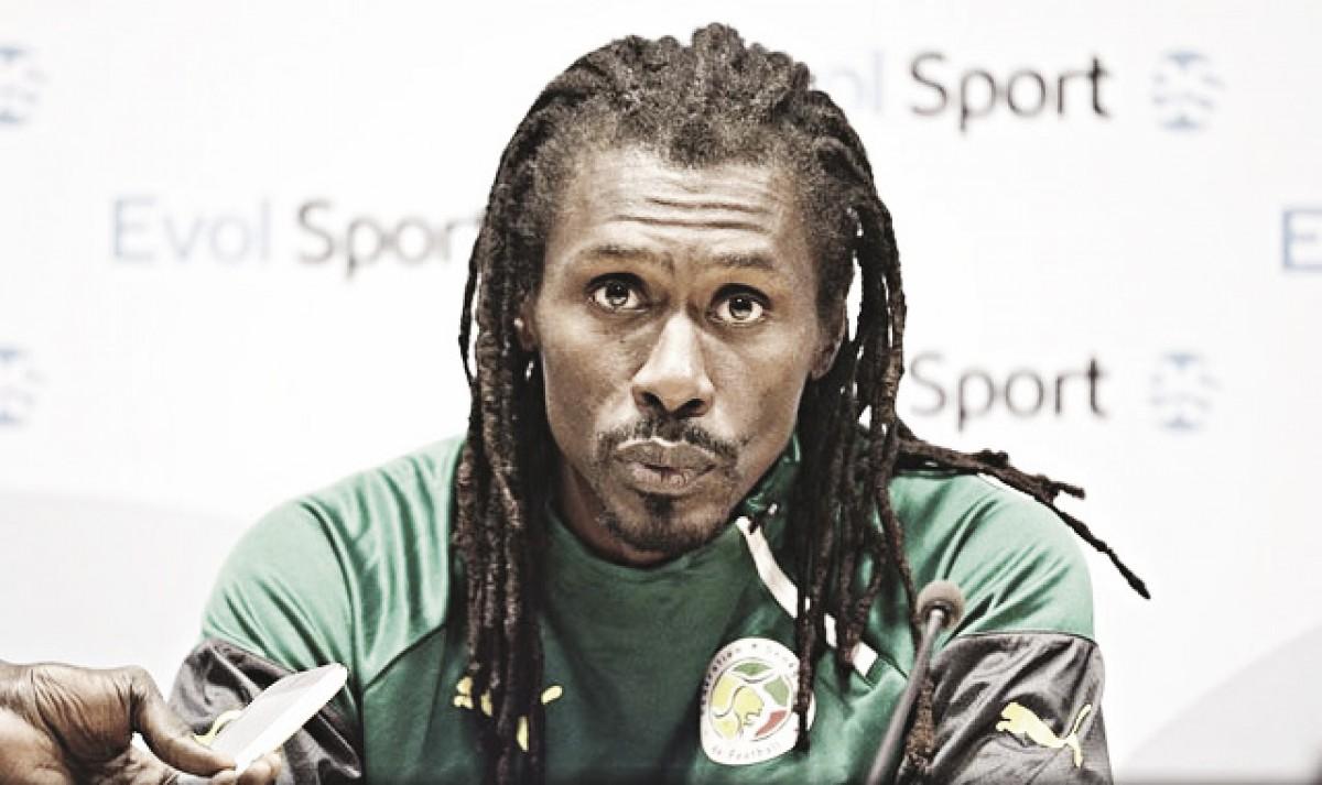 Entrenador de Senegal 2018: Aliou Cissé, un emblema de Los Leones