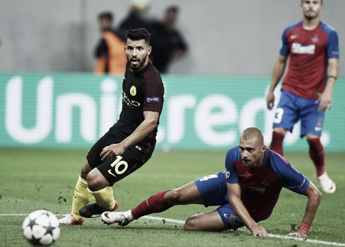 Manchester City recebe Steaua Bucareste para assegurar vaga na Champions League