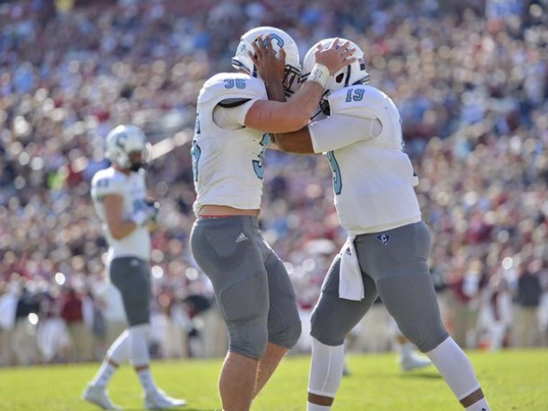 South Carolina Stunned By The Citadel At Home