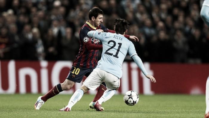 FC Barcelona - Manchester City, un histórico duelo de campeones