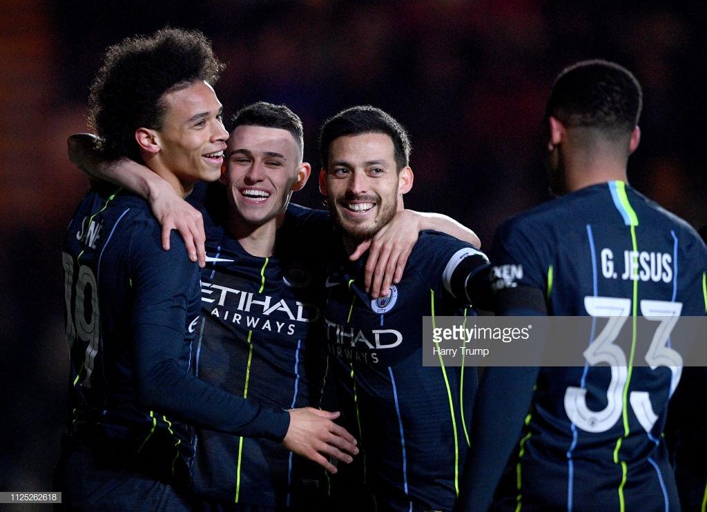 Newport County 1-4 Manchester City: merciless Citizens advance to quarter-finals