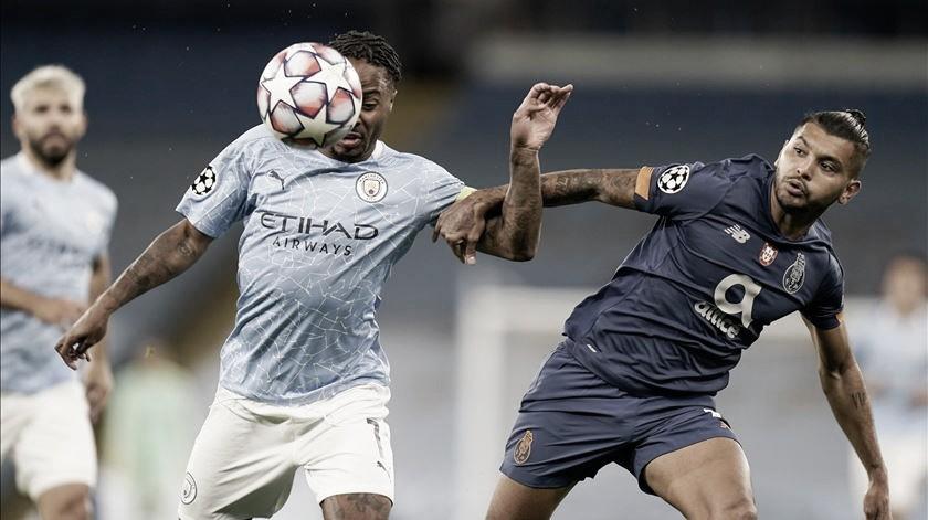Manchester City 3 a 1 Porto (UEFA/Divulgação)