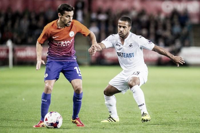 Manchester City enfrenta Swansea fora de casa visando manter invencibilidade na Premier League