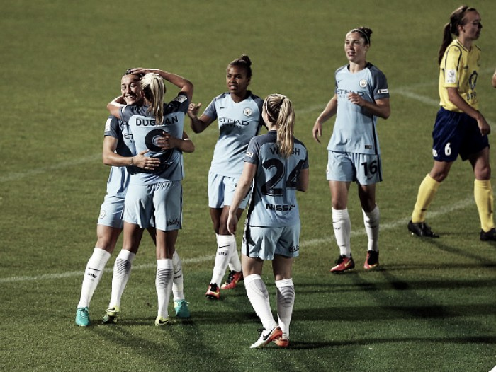 Doncaster Belles 0-4 Manchester City: No joy at home for Donny