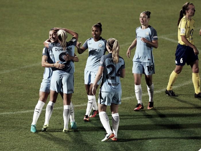 Doncaster Belles 0-4 Manchester City: No joy at home for Donny