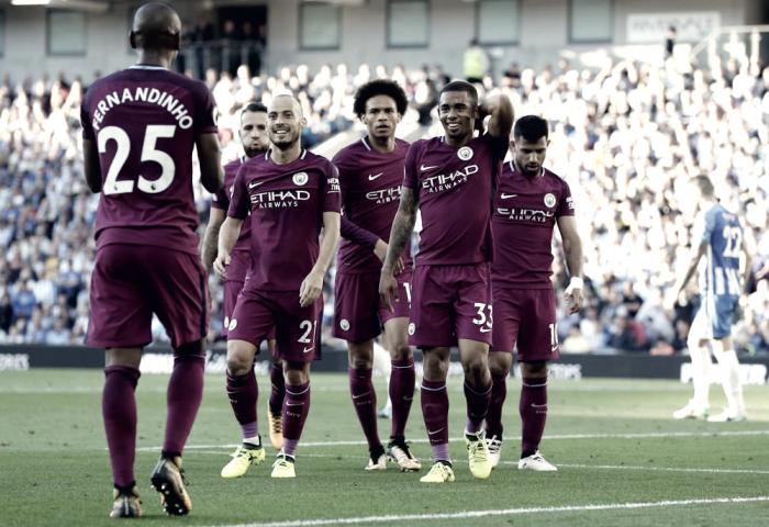 Premier League - Il Brighton resiste per 70', poi crolla: 0-2 per il Manchester City
