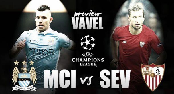 Champions League - City, vietato sbagliare. All'Etihad arriva il Siviglia