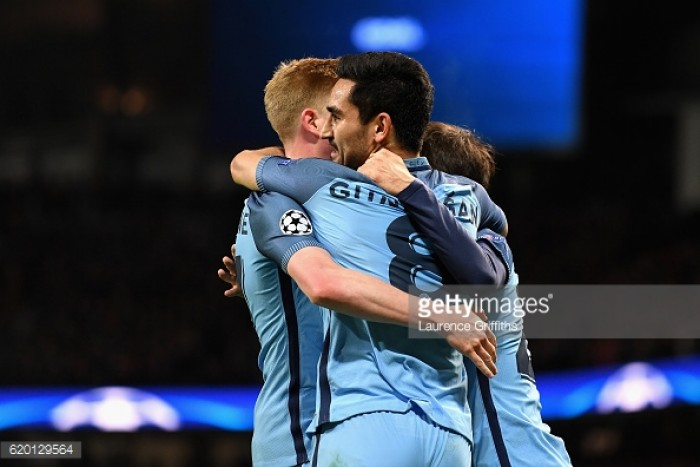 Gundogan: We dominated Barcelona