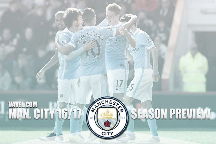 Manchester City 2016/17 Season Preview: The Guardiola revolution begins