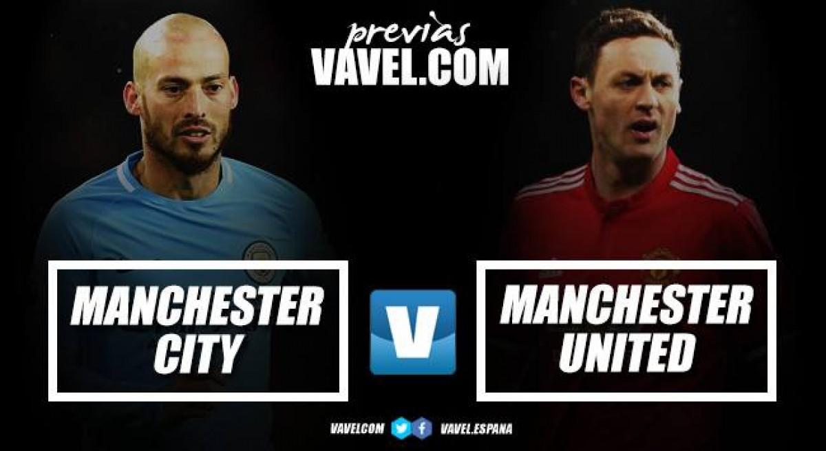 Previa Manchester City - Manchester United: preparados para ganar