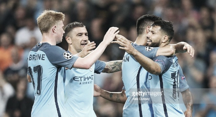 Ojeando del rival: Guardiola vuelve con un equipo poderoso