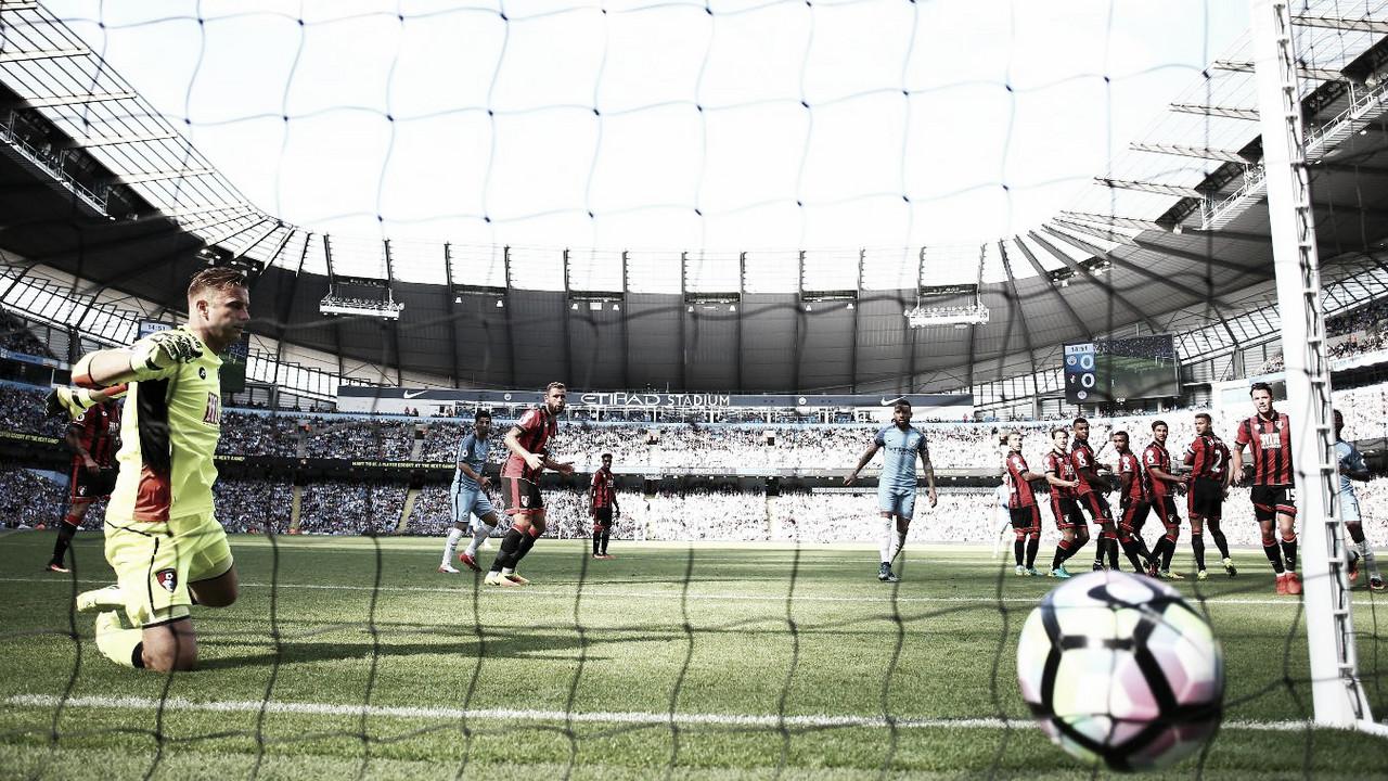 Resumen Manchester City 3-1 Bournemouth en Premier League 2018