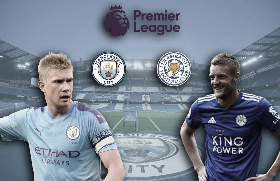 Previa del Manchester City - Leicester: posesión contra la bota de oro