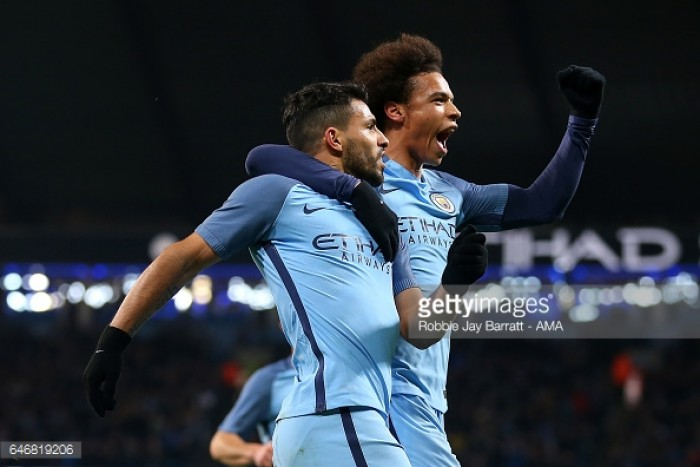 FA Cup: Iheanacho completes rout as Man City whip Huddersfield
