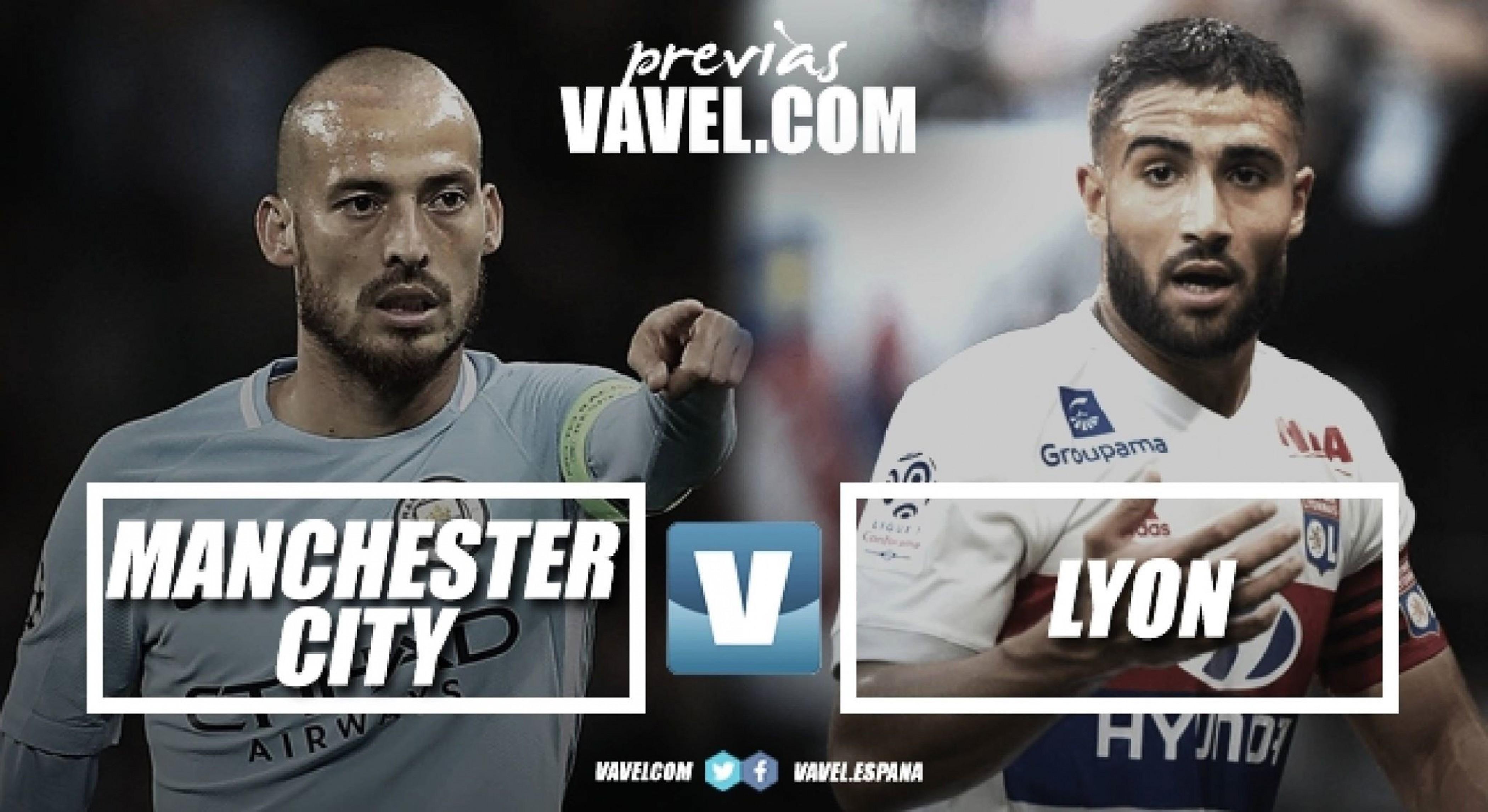 Champions League: il City comincia all'Etihad contro il Lione