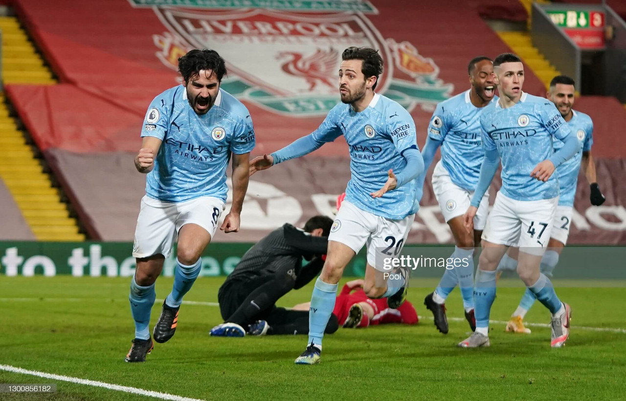 Liverpool 1-4 Manchester City - Alisson blunders gift City victory