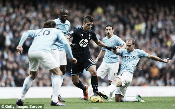 Live Manchester City - Tottenham in Premier League