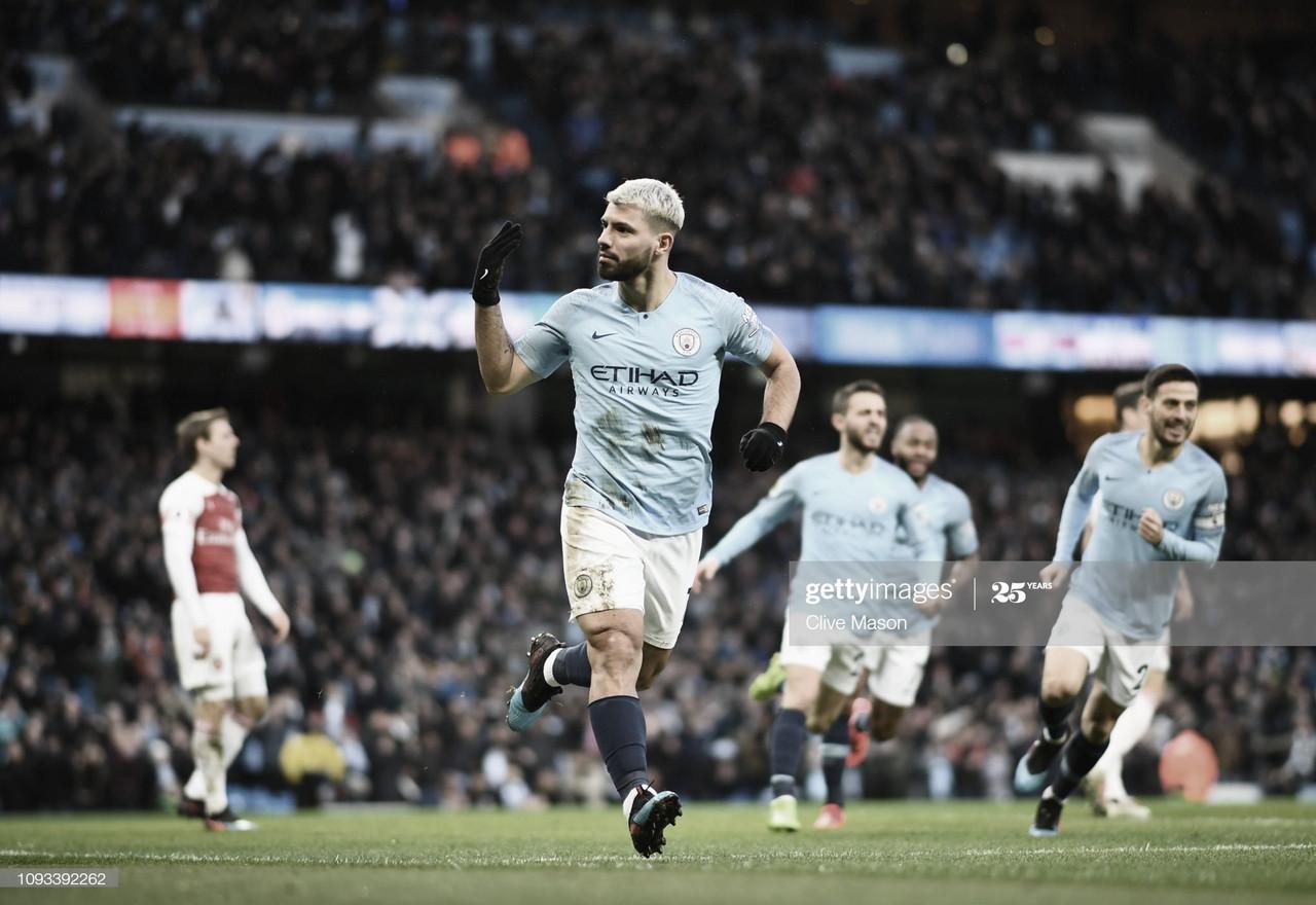 Previa Manchester City - Arsenal: el regreso de la Premier League