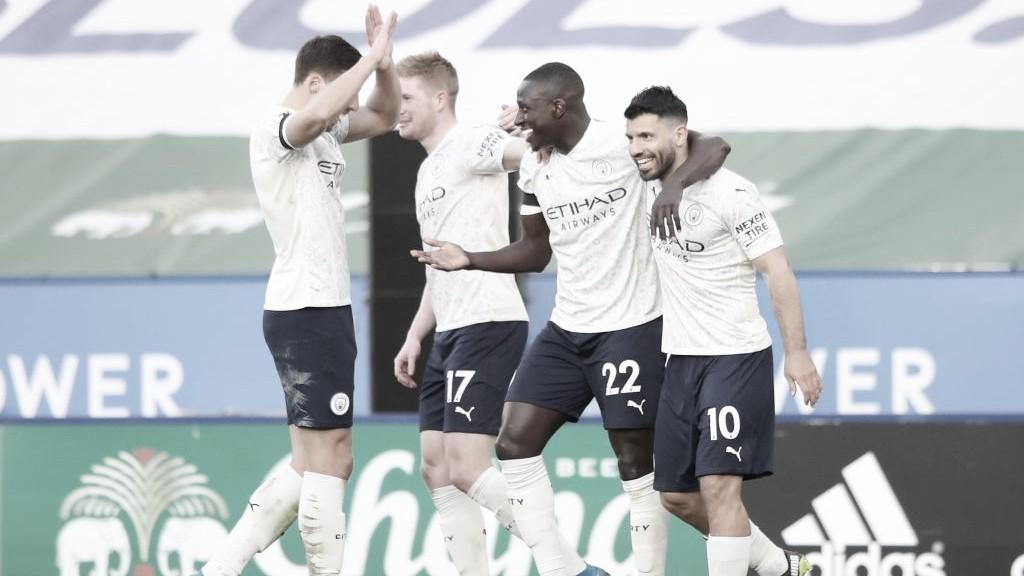 Manchester City sigue firme en su carrera al título