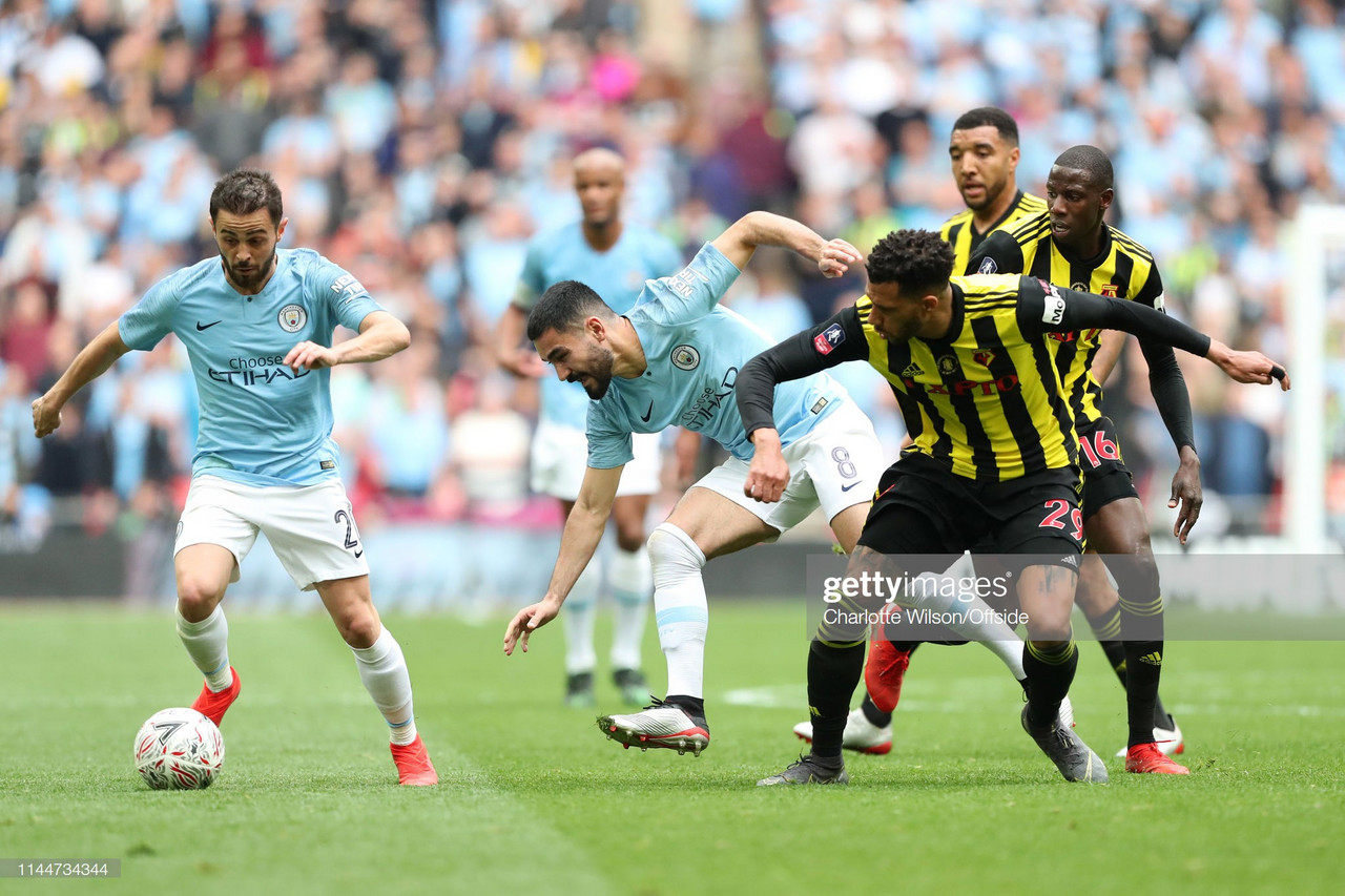 Manchester City vs Watford: Live Stream TV Updates and How To Watch Premier League Match 2019 (0-0)