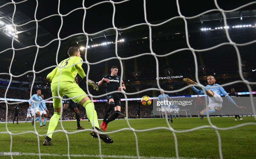 As it happened: West Ham suffer defeat after Man City's domination