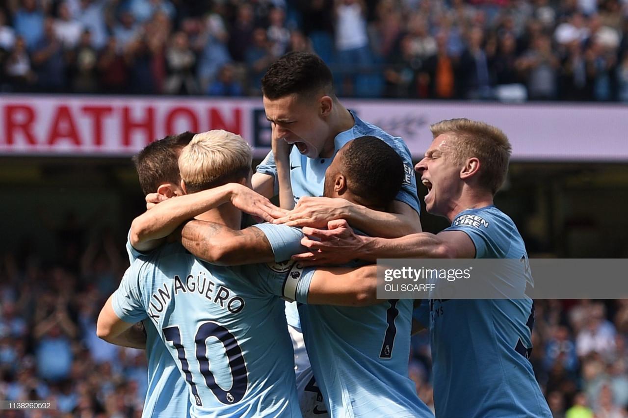 Manchester City 1-0 Tottenham Hotspur: Phil Foden's maiden Premier League goal sees Citizens hang on to unleash revenge on Spurs
