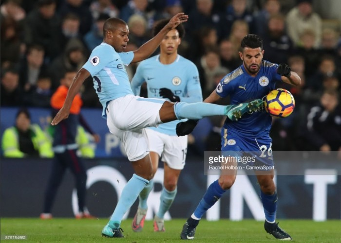Agüero bags four in emphatic City victory over Leicester